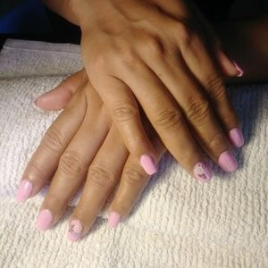 Other - Acrilic nails 323)535-5715